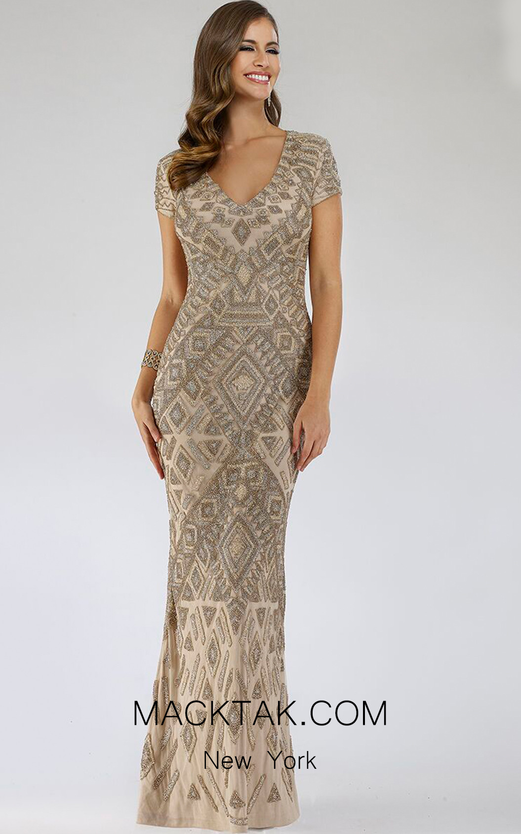 Lara 29604 Front Dress