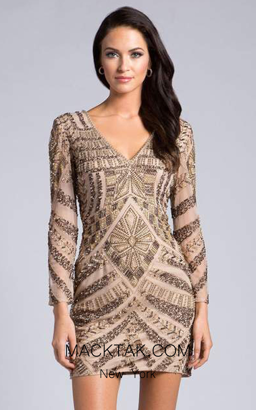 Lara 33144 Front Dress