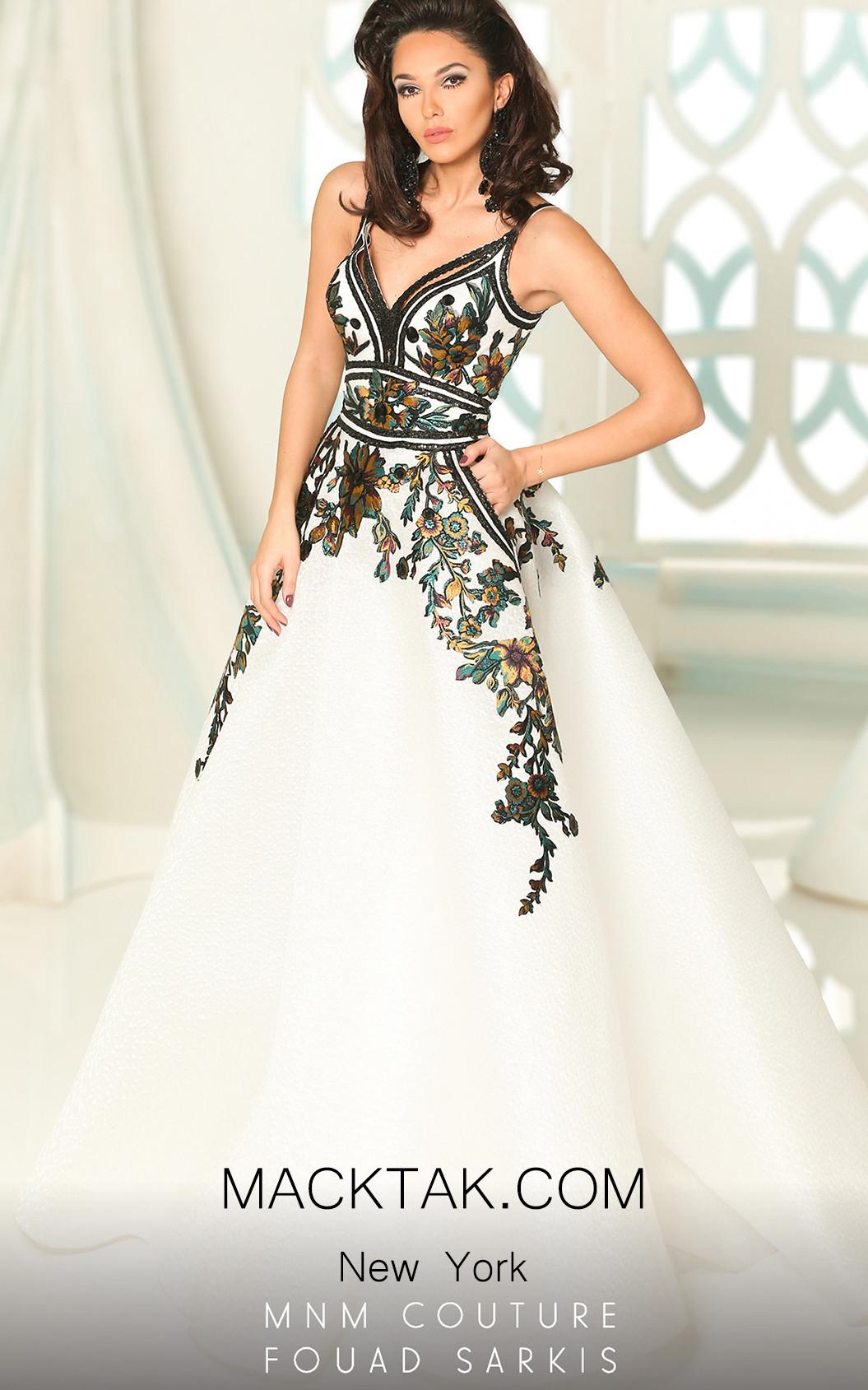 MNM 2531 Front Dress