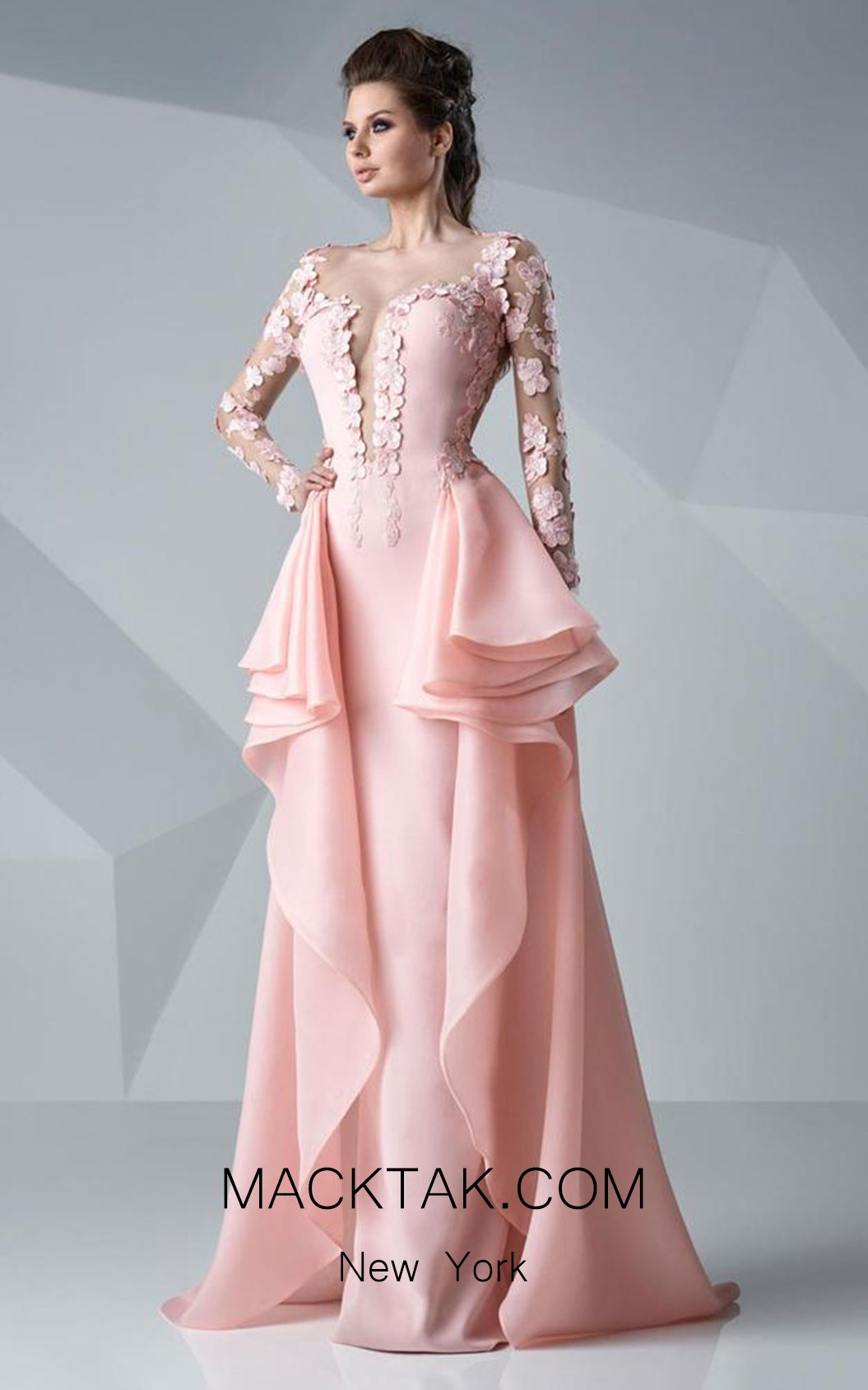 MNM Couture G0649 Front