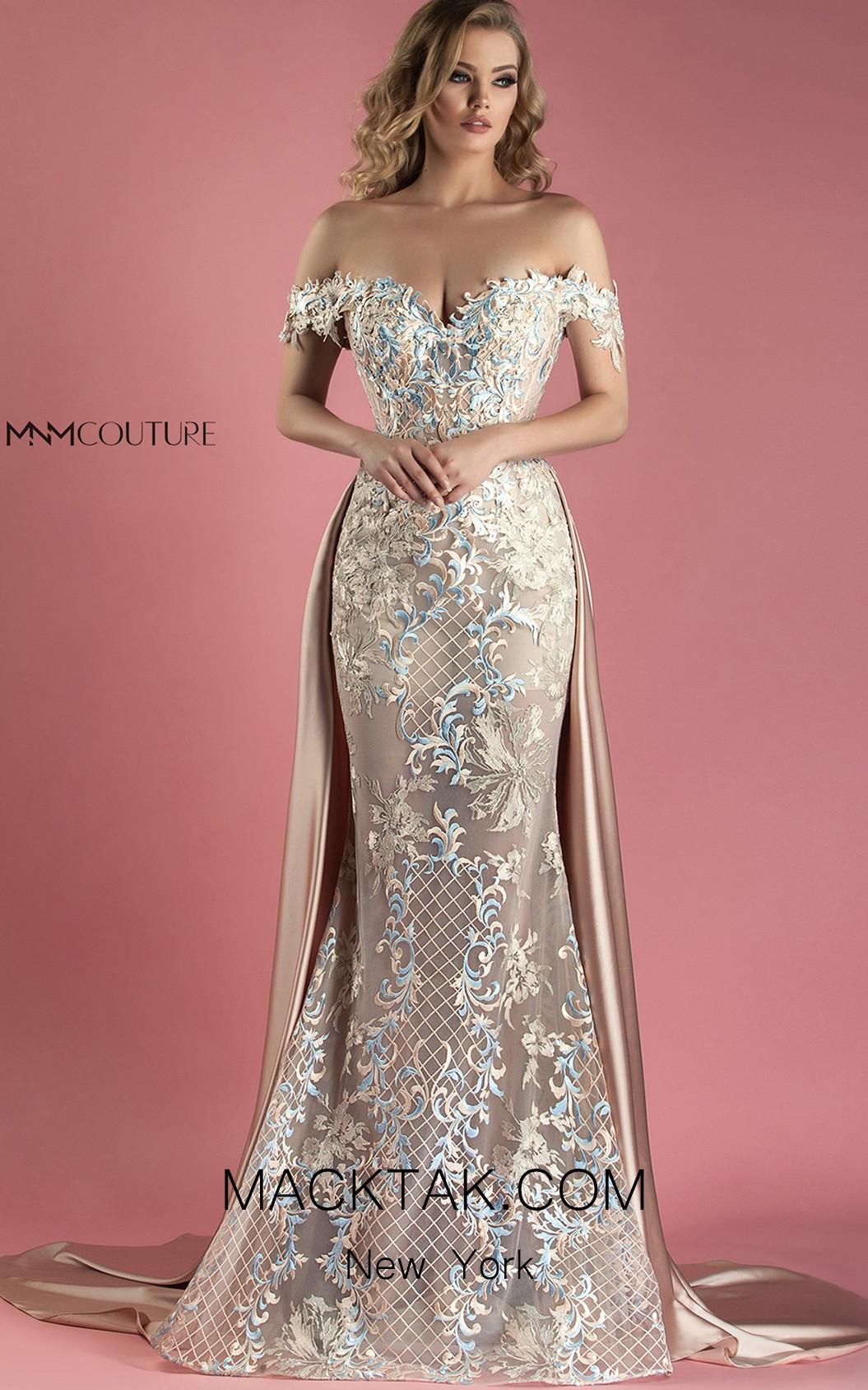 MNM K3556 Front Dress