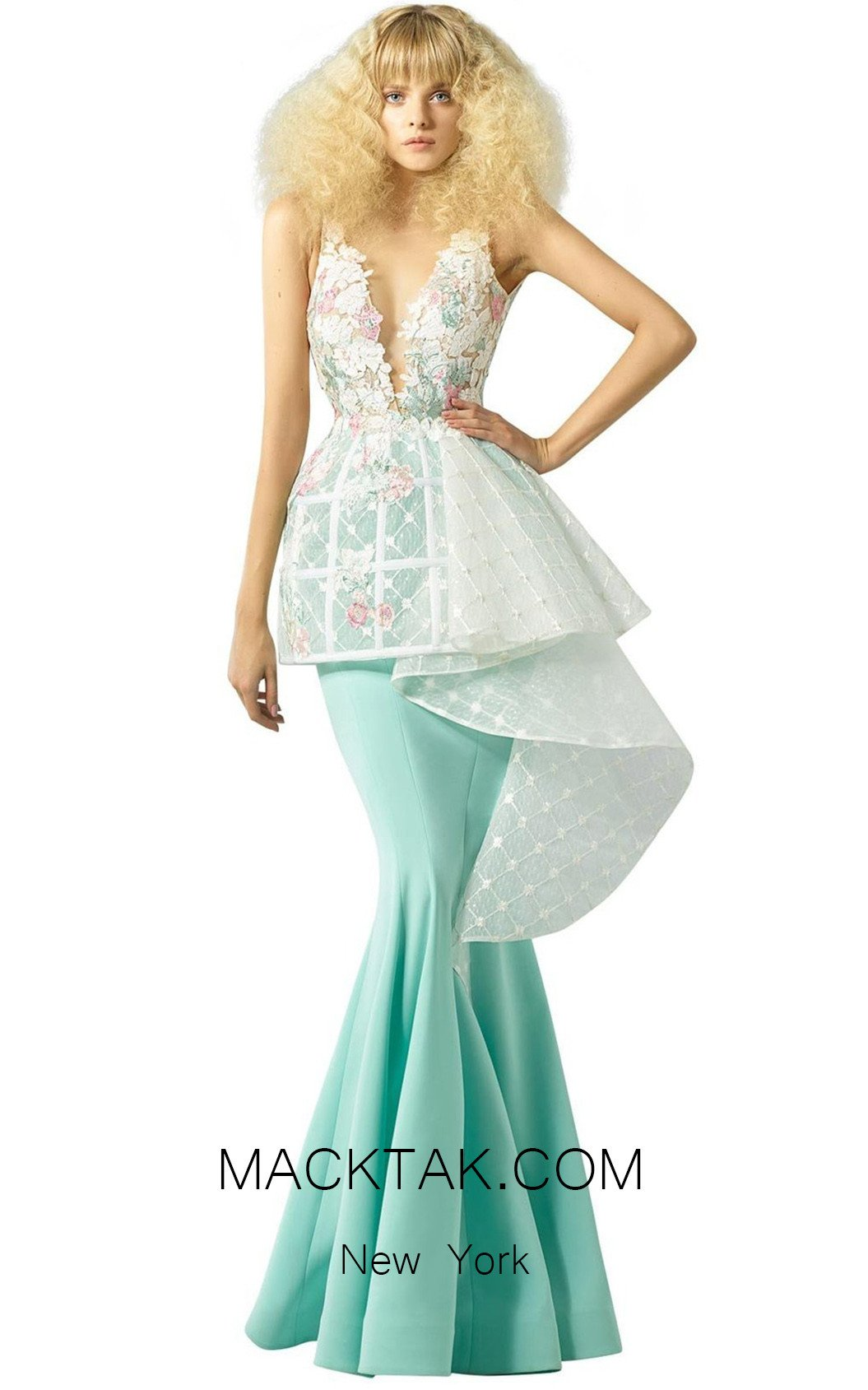 MNM Couture G0885 Front Dress