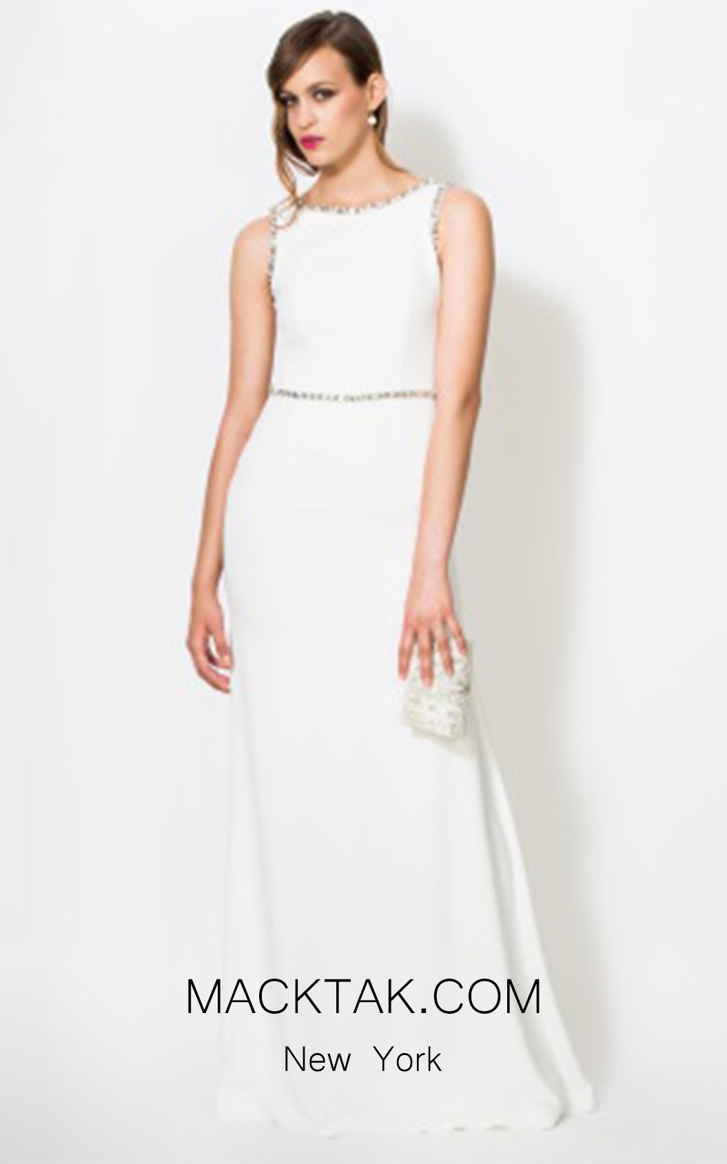 Nurible 10115 Front Dress