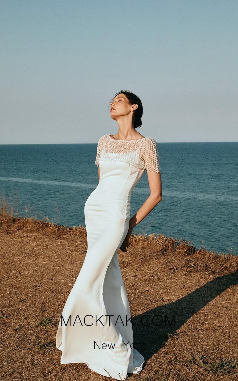 Pollardi Mirage Front Dress
