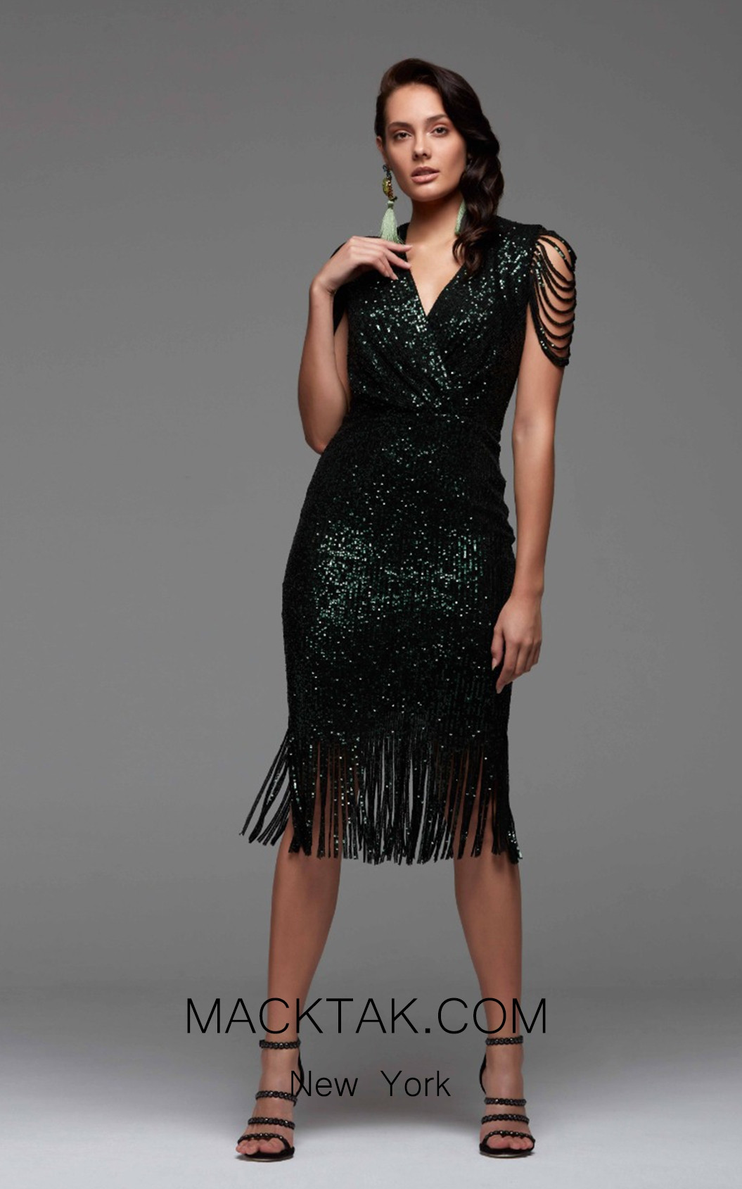 Rengin 5442 Front Dress