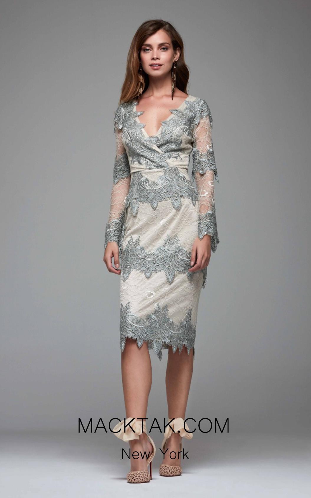 Rengin 5483 Front Dress