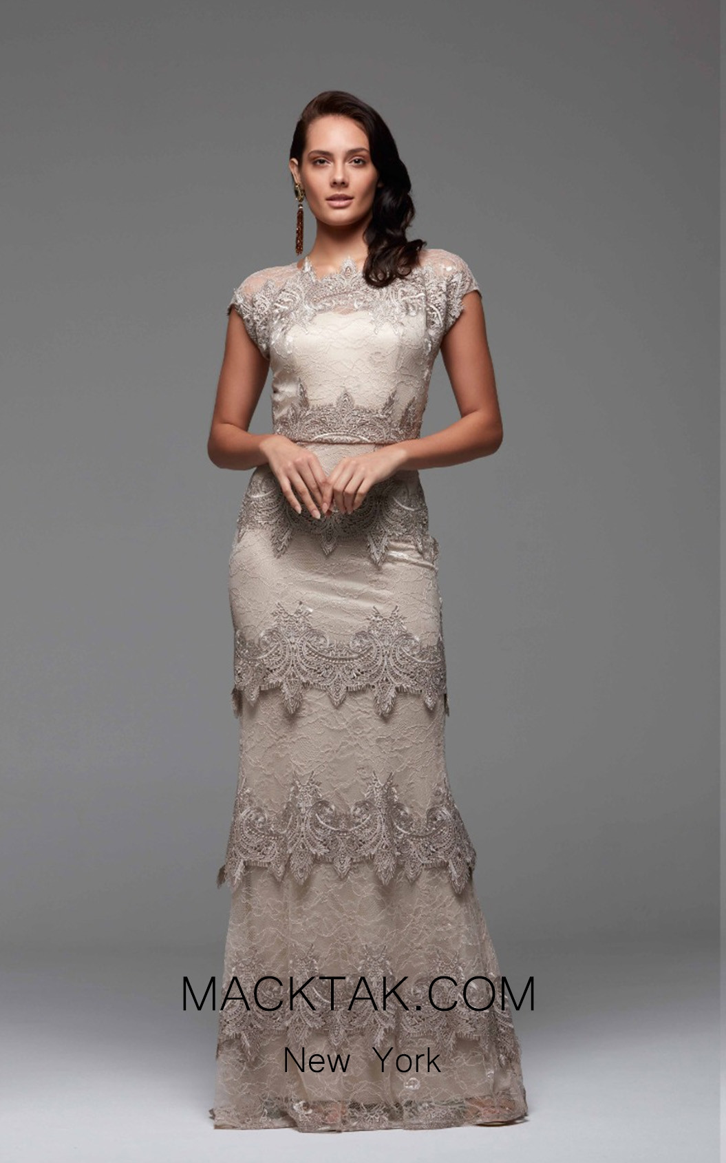 Rengin 5485 Front Dress