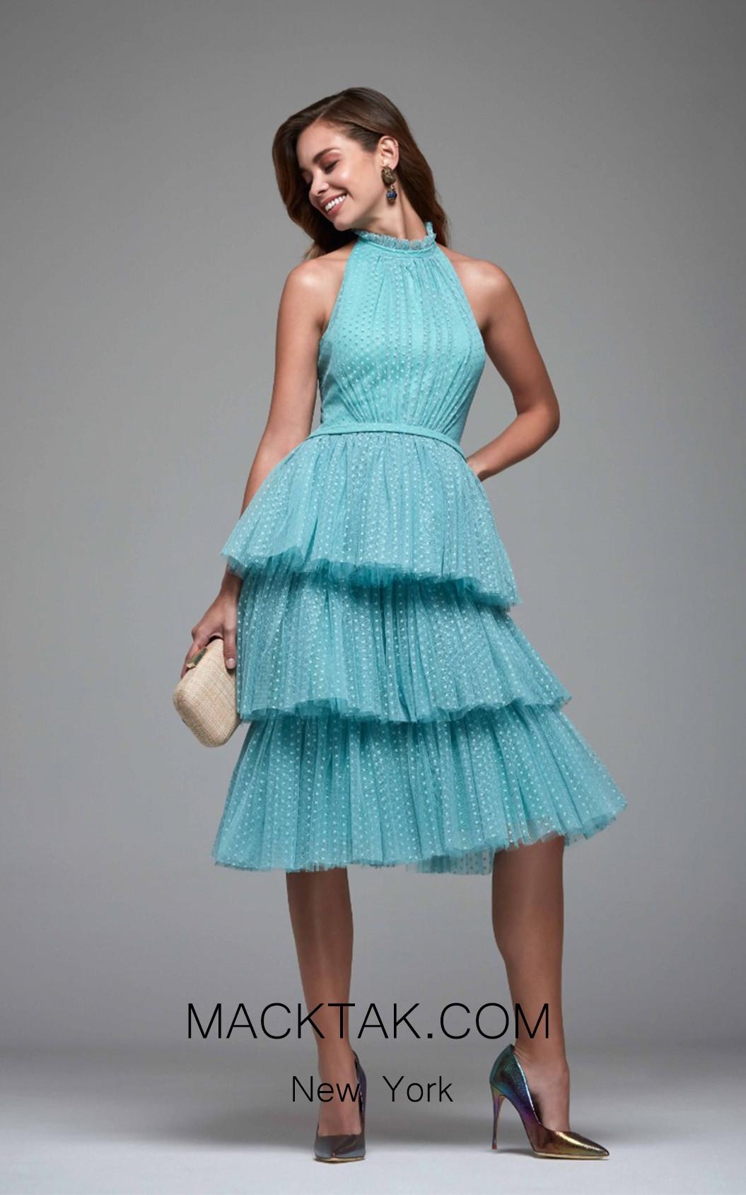 Rengin 5512  Front Dress