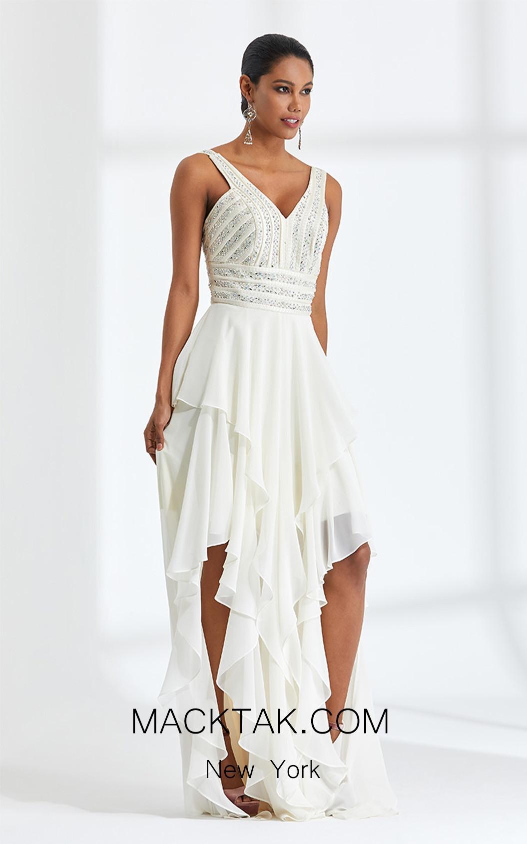 Rengin 5519 Front Dress