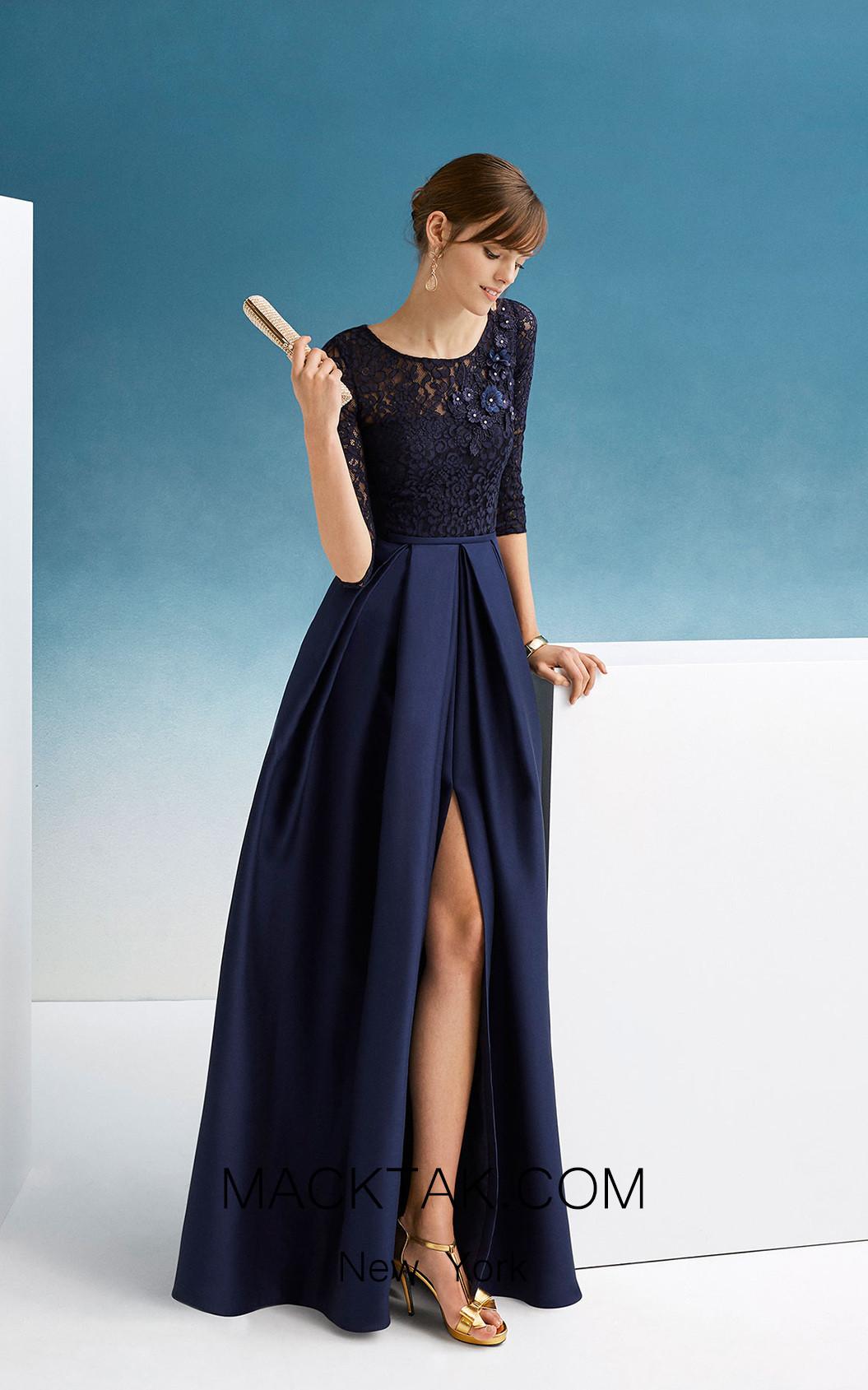 Rosa Clara Aire 3U165 Front Dress