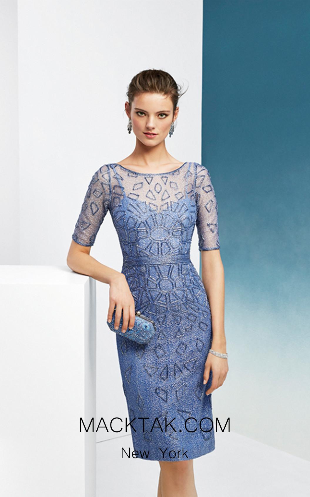 Rosa Clara Aire 3U172 Front Dress