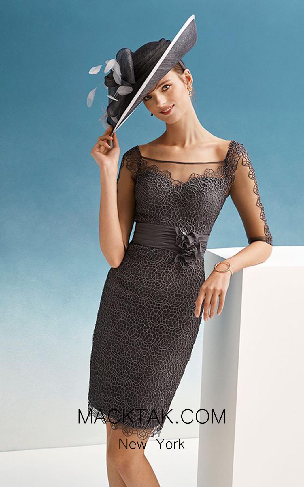 Rosa Clara Aire 3U230 Front Dress