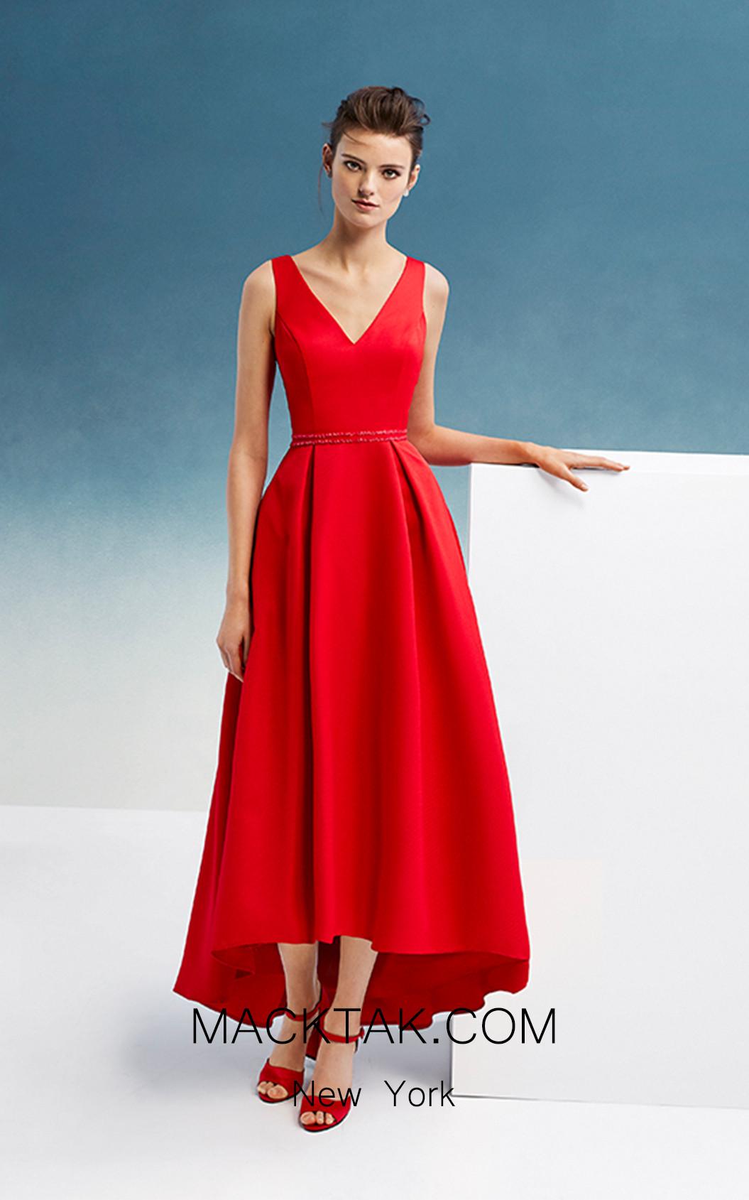 Rosa Clara Aire 3U263 Front Dress