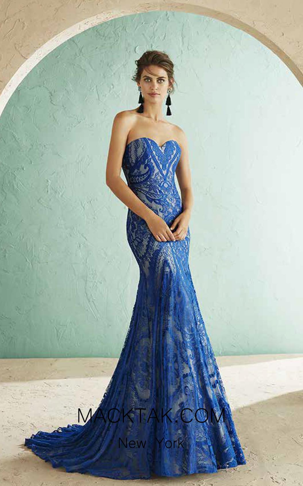 Rosa Clara Marfil 3J2E9 Front Dress