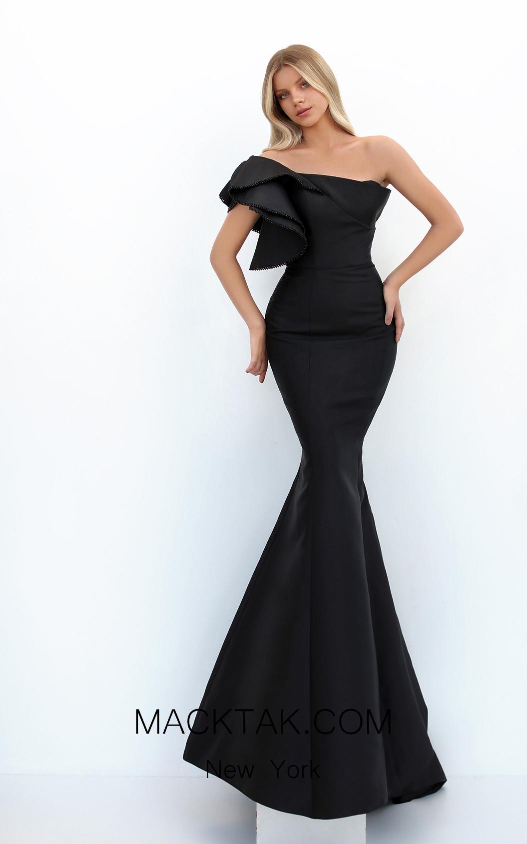 Tarik Ediz 50731 Front Dress