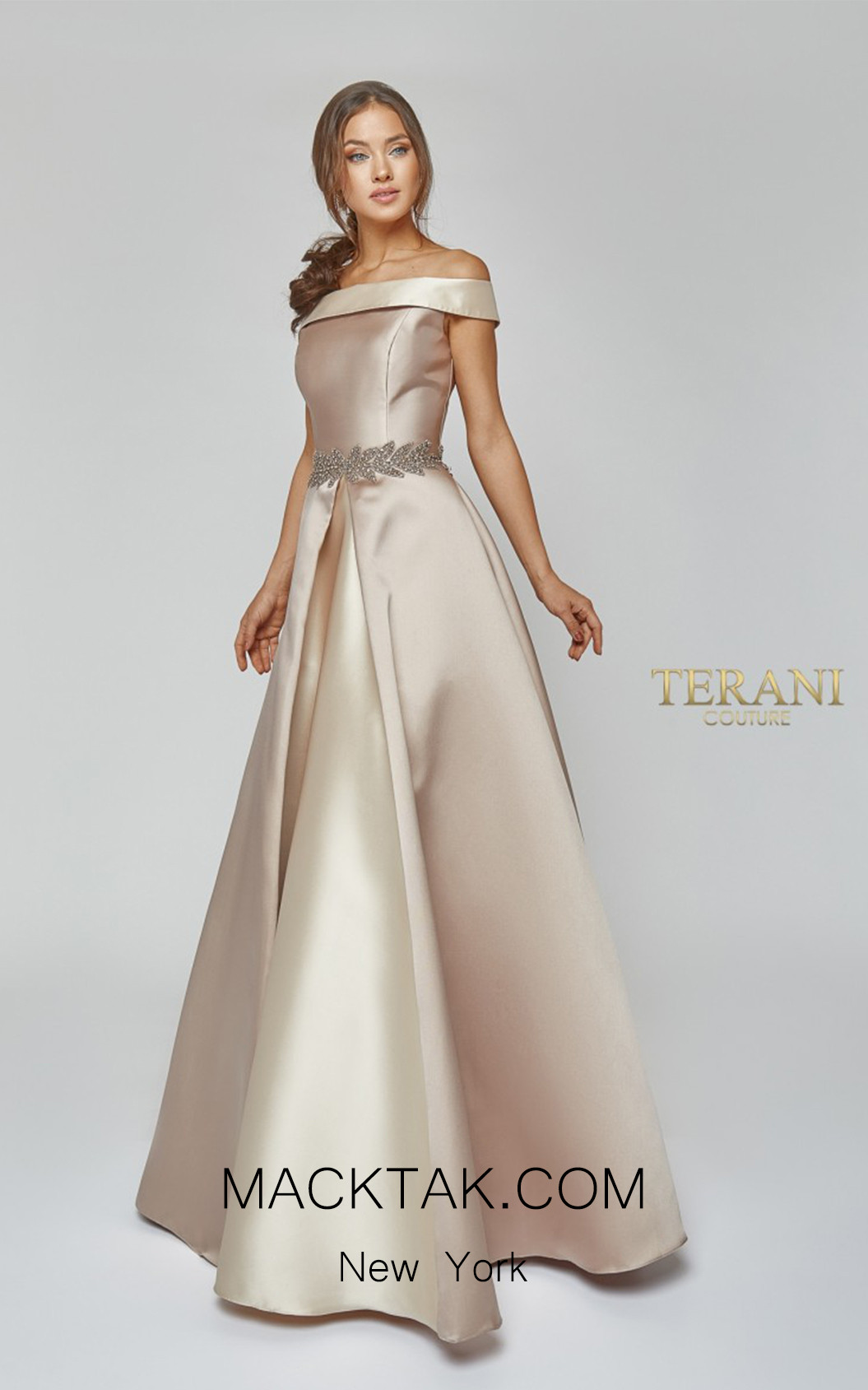 Terani couture 1921M0505 Front Dress