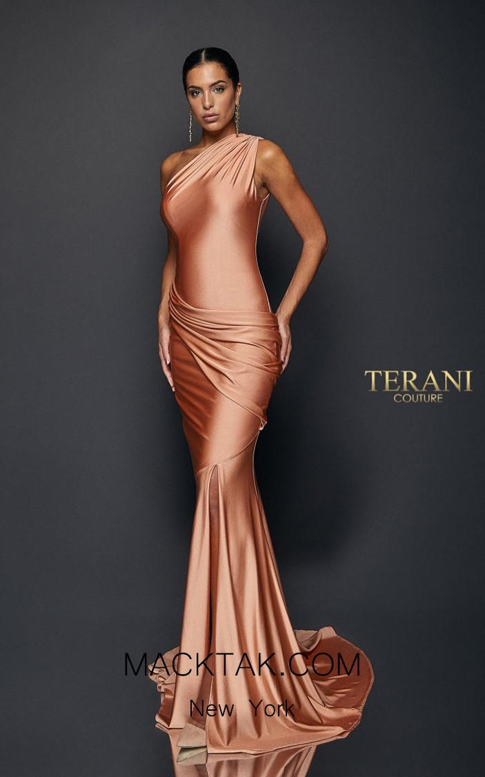 Terani Couture 1921E0123 Front Dress