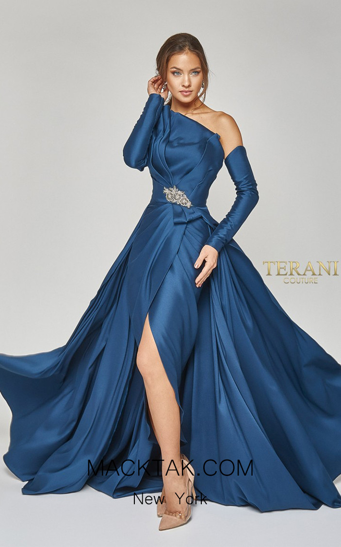 Terani Couture 1921E0143 Front Dress