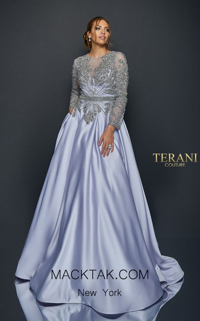 Terani Couture 1921M0736 Front Dress