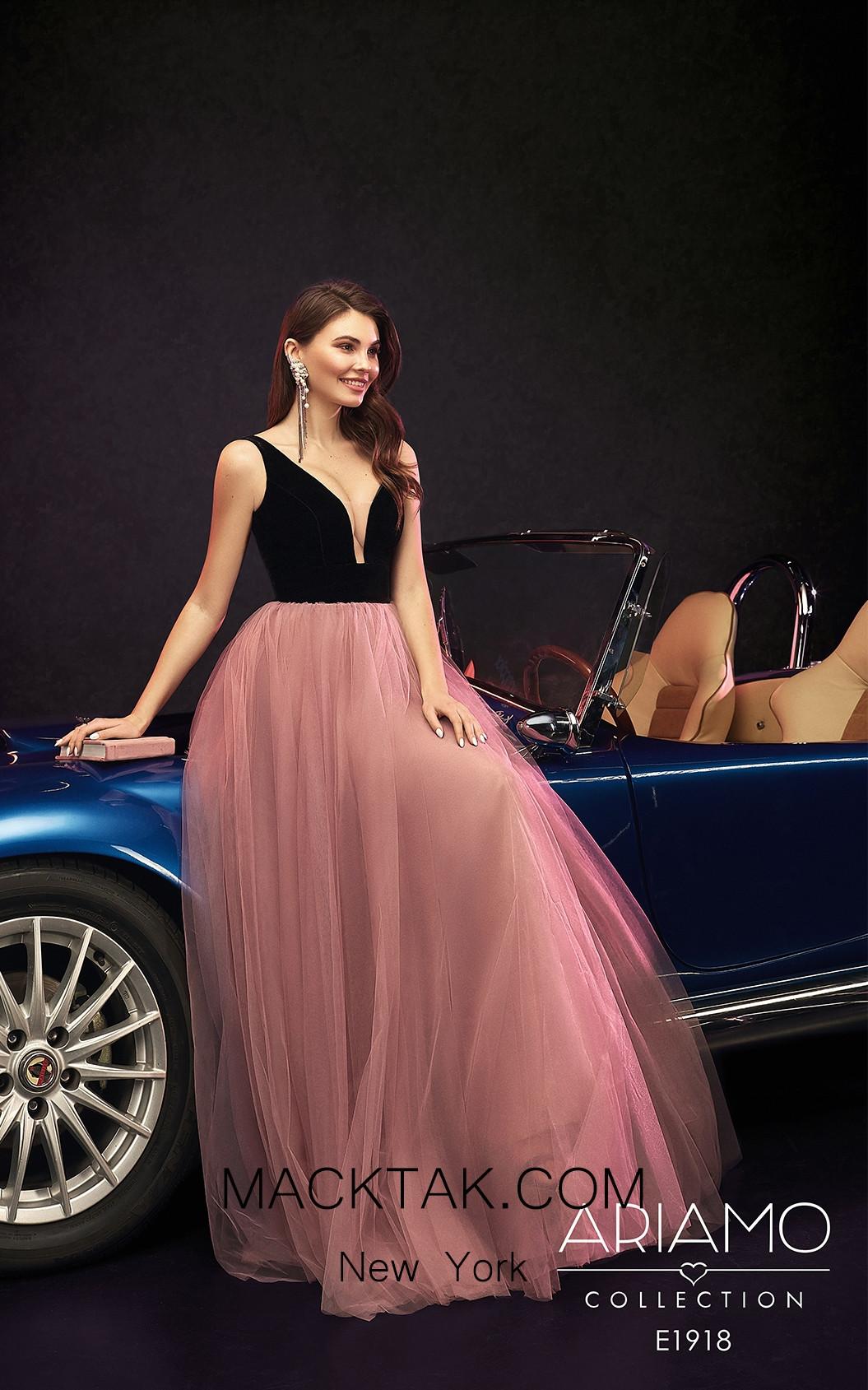 Ariamo E1918 Front Dress