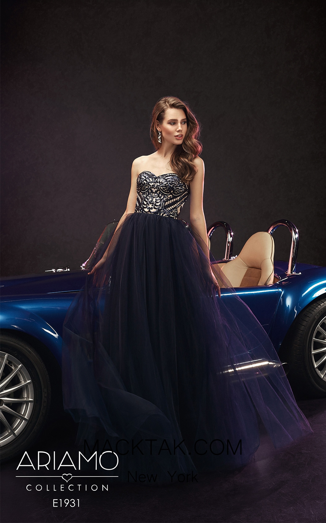 Ariamo E1931 Front Dress