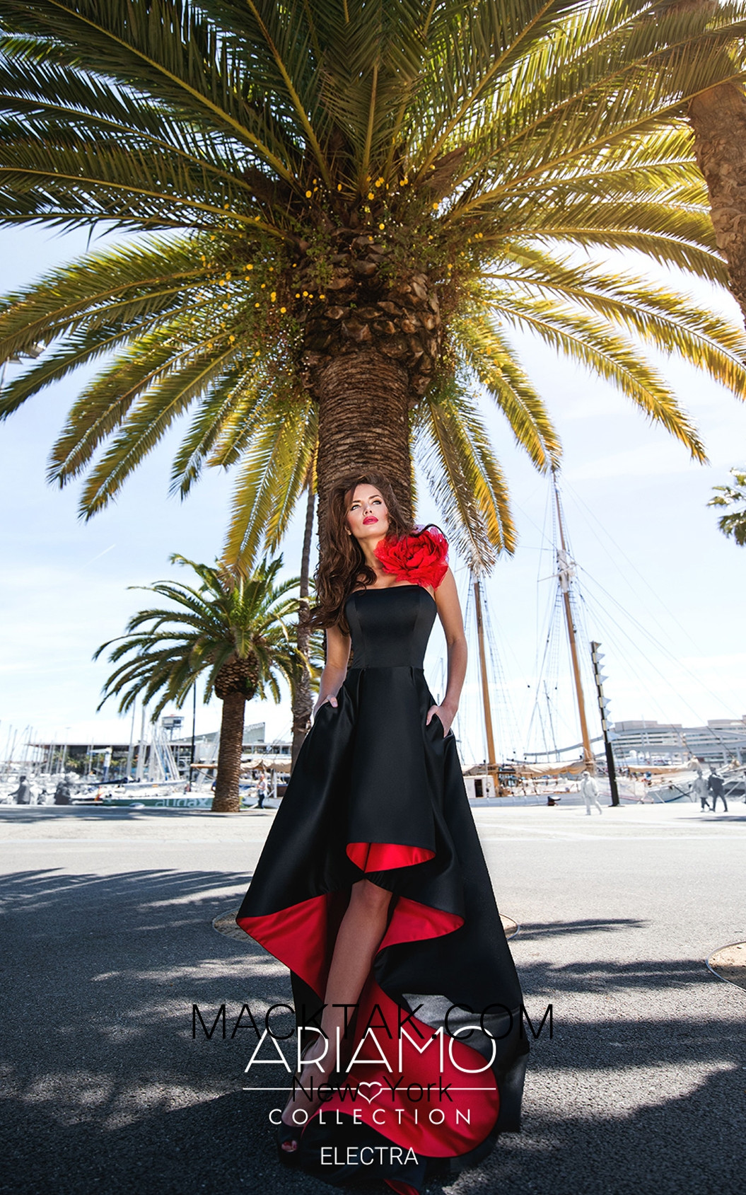 Ariamo Electra1 Front Dress