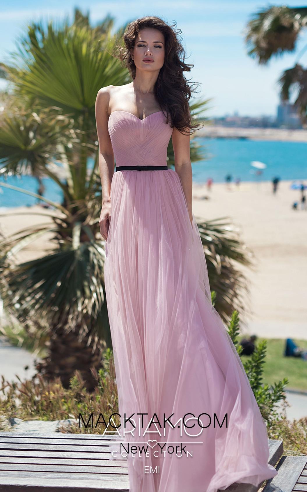 Ariamo Emi2 Front Dress