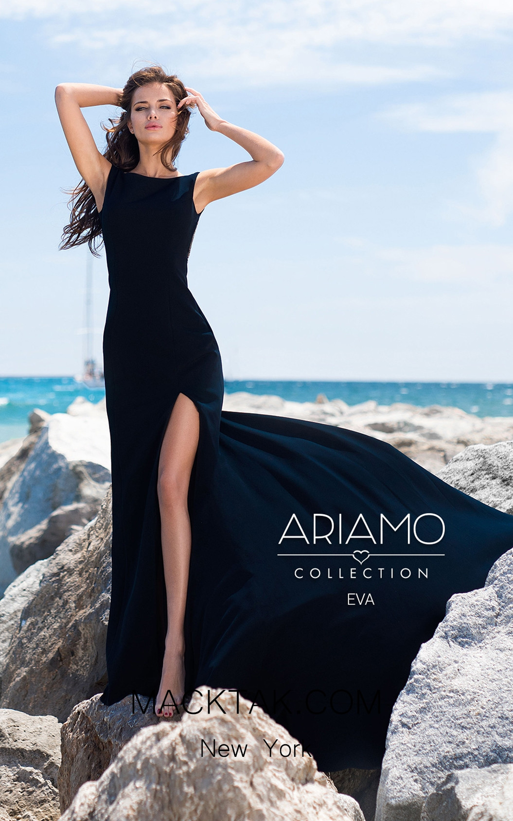 Ariamo Eva Front Dress
