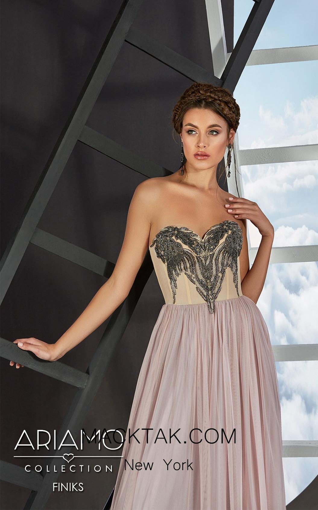 Ariamo Finiks Front2 Dress
