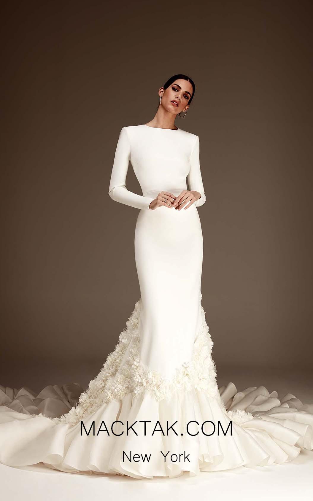 Victoria Daria Front Dress