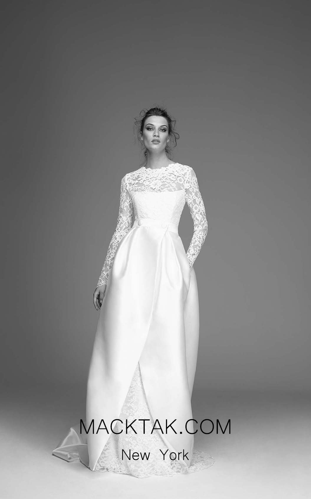 Victoria Idalia Front Dress