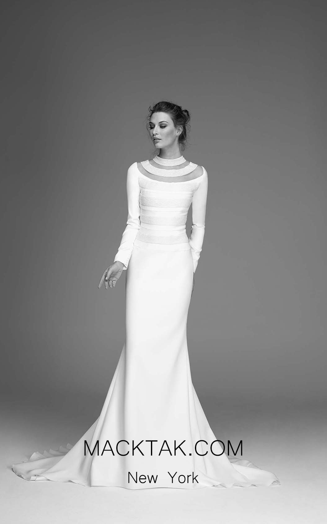 Victoria Iliana Front Dress