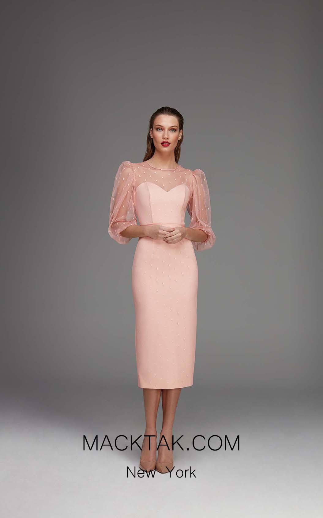 Victoria Jara Front Dress