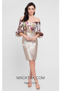 Terani 1811C6022 Dress