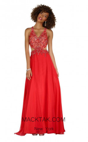 Alyce 1152 Front Evening Dress