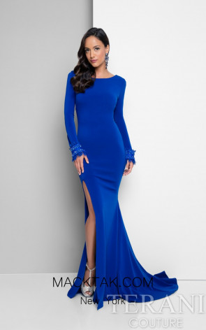 Terani 1712E3647 Royal Blue Front