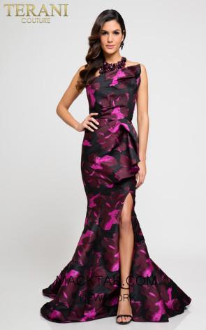 Terani 1723E4266 Front Dress