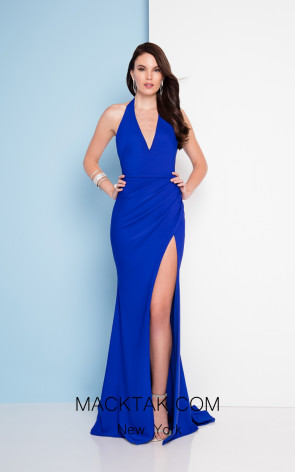 Terani 1812P5394 Royal Blue Front