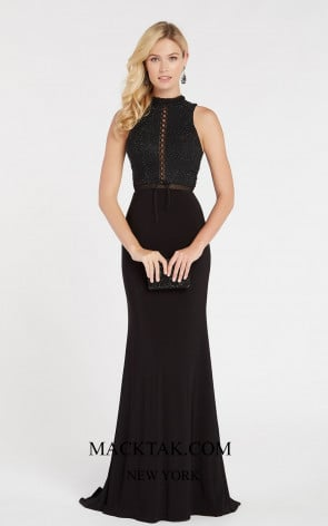 Alyce 60320 Front Dress