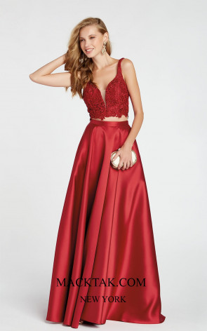 Alyce 60330 Front Dress