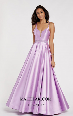 Alyce 60345 Front Dress