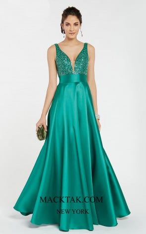 Alyce 60394 Front Dress
