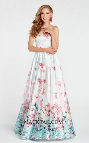 Alyce 60431 Front Dress