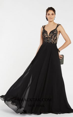 Alyce 60468 Front Dress