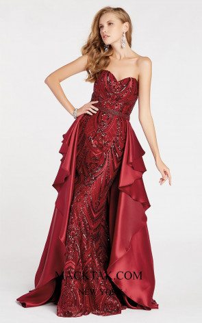 Alyce 60496 Front Dress