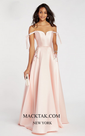 Alyce 60499 Front Dress