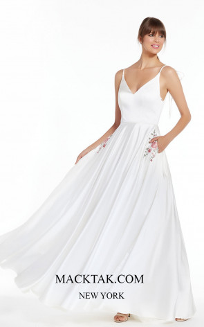 Alyce 60505 Front Dress