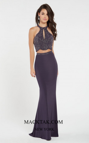 Alyce 60541 Front Dress