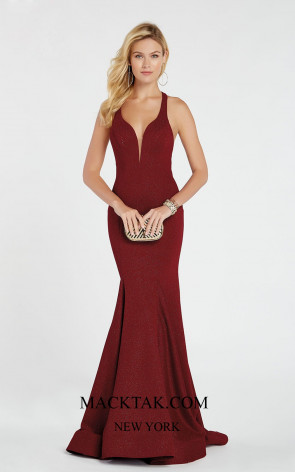 Alyce 60550 Front Dress
