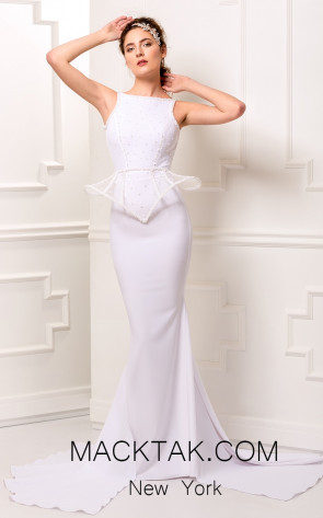 Aida Lorena AL104 Front Evening Dress